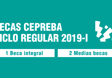Becas Centro Pre de Bellas Artes – Ciclo Regular 2019 – I